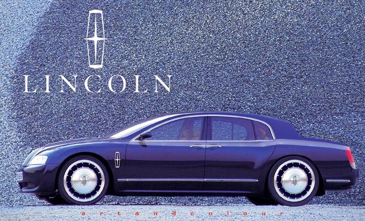 Lincoln Continental Chop From 2006