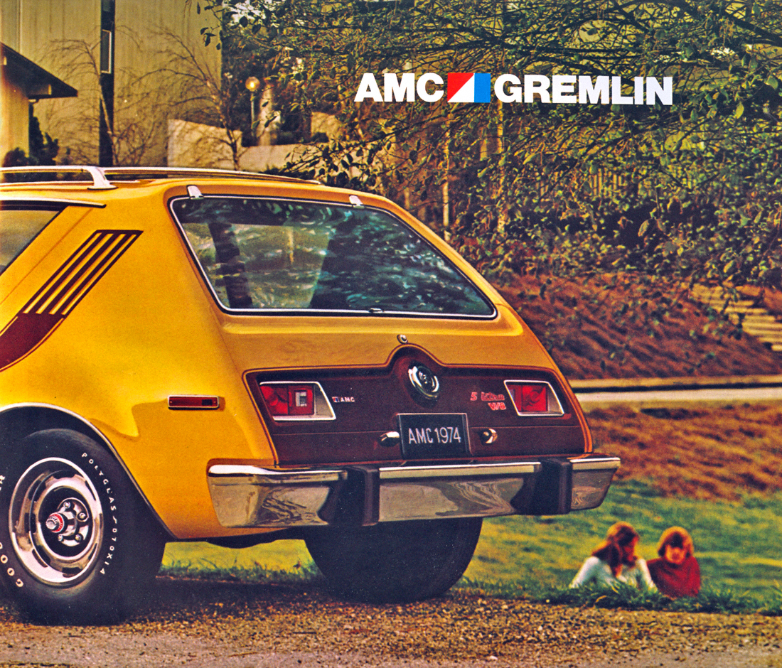 Casey Artandcolour A Look Back At Amc 1974 S Pivotal Year