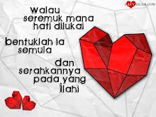 Di mana DIA di hati kita?