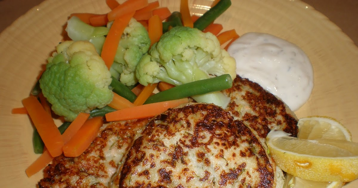 Salmon Cakes All Recipes