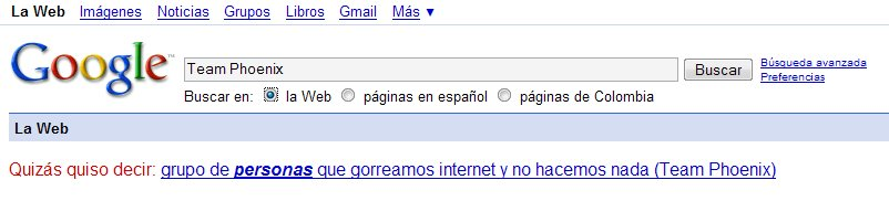 Google Phoenix