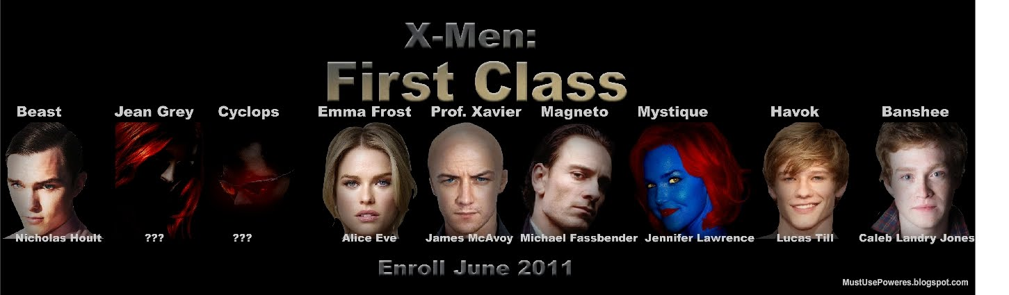 Men First Class Characters Names Images & Pictures - Becuo X Men First Class Characters Names