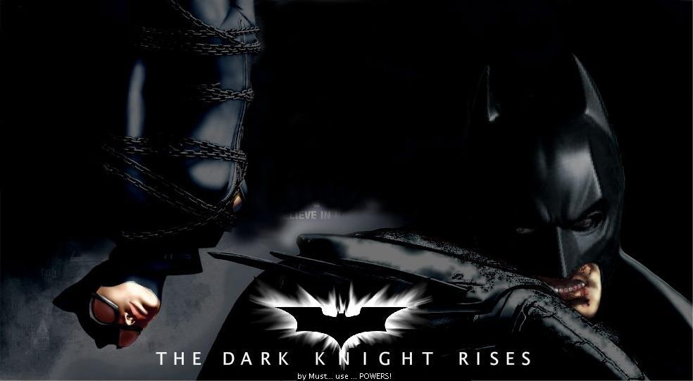 the dark knight rises catwoman. The Dark Knight Rises,