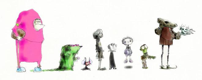 Leopold school of little horrors