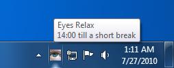 Eye+Relax+13 Eyes Relax   công cụ bảo vệ mắt cho người dùng máy tính