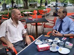 En Buenos Aires con Fabián D'Antonio, titular de Fabro Ediciones