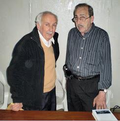 Con el historiador y ensayista Norberto Galasso