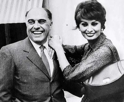 Carlo Ponti&Sofia Loren