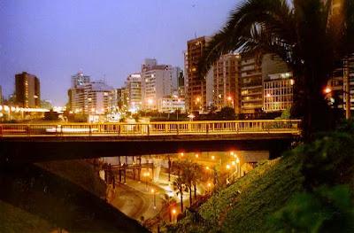 Miraflores de noche