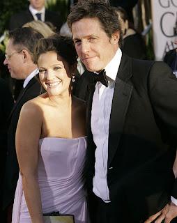 Hugh Grant y Drew Barrymore