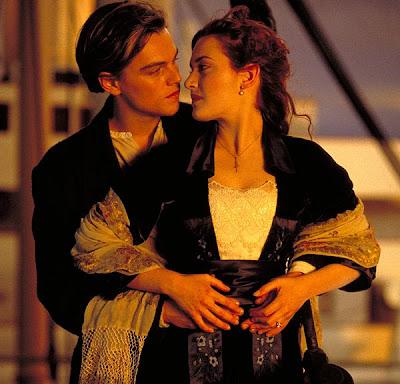 Leonardo Di Caprio y Kate Winslet