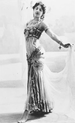 Mata Hari no habría sido espía