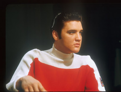 Elvis Presley, rey del Rock and Roll