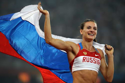 Elena Isinbayeva