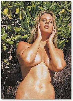 Federica Pellegrini, desnuda