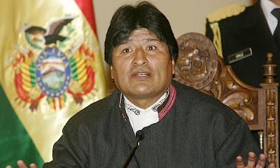 Las horas difíciles de Evo Morales