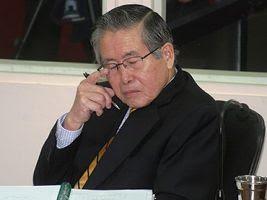 """Alberto Fujimori, aplicó """"Alberto Fujimori aplicó doble discurso en violaciones a los DDHH"""