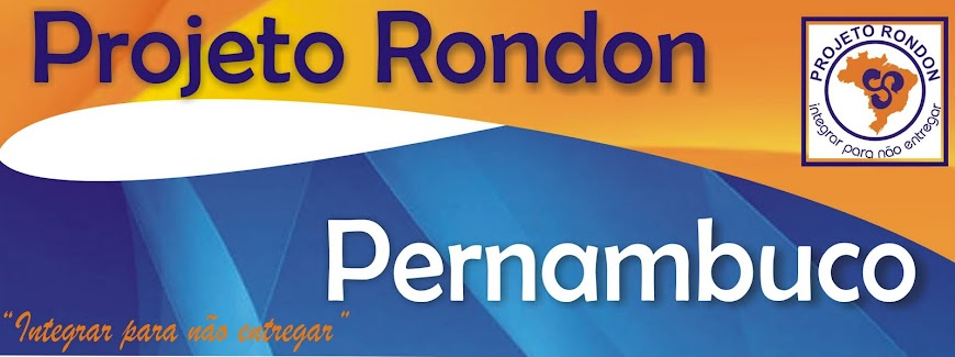 Projeto Rondon Pernambuco
