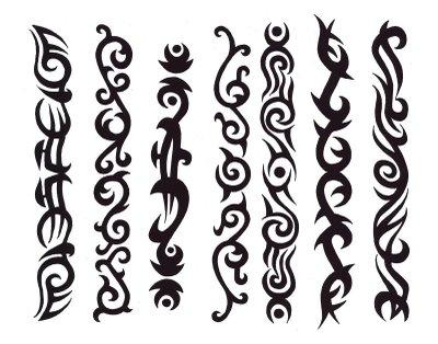 arm tribal tattoo meaning para personalizado aqui! um desenho tattoo? Clique sua Quer