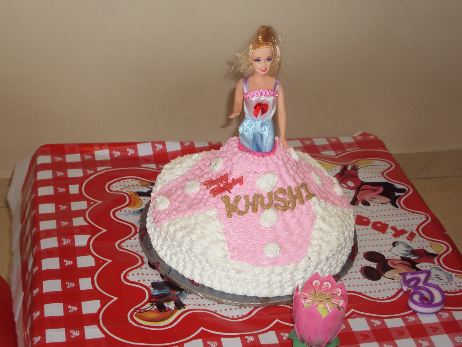 Images Of Birthday Cake With Name Khushi : Pin To Khushi You Seem A Bit Better Right Nani Is Happyto ...