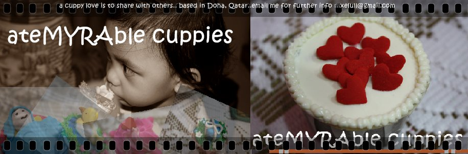 ateMYRAble cuppies