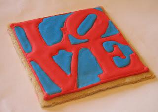 L-O-V-E: Cookie Exchange!