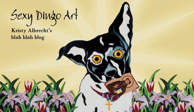 Sexy Dingo Art