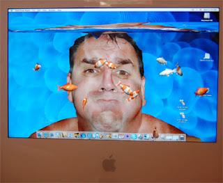 seamikey Swimming with the fishes