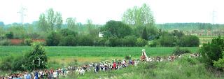 Carrizo de la Ribera - Romería Virgen del Villar
