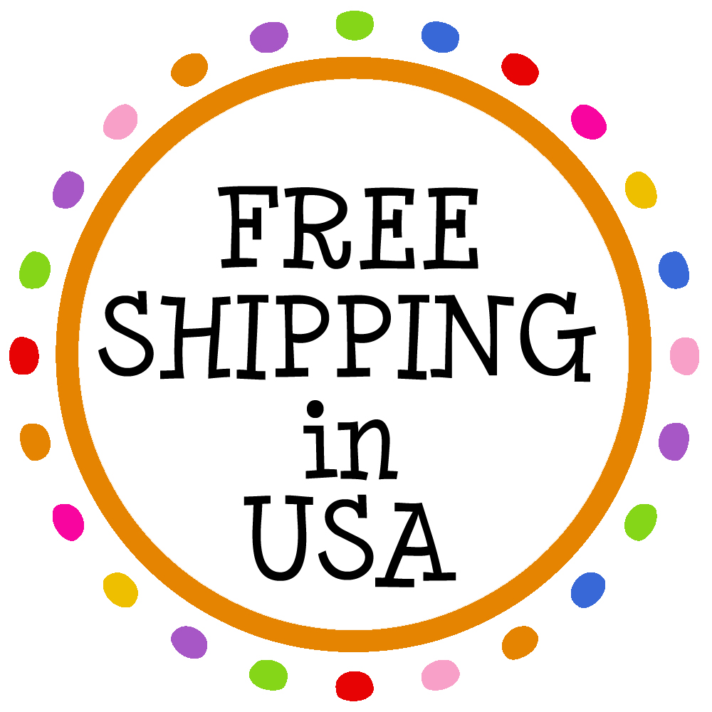 I Spot You: FREE SHIPPING IN THE USA - THIS WEEKEND ONLY!!!