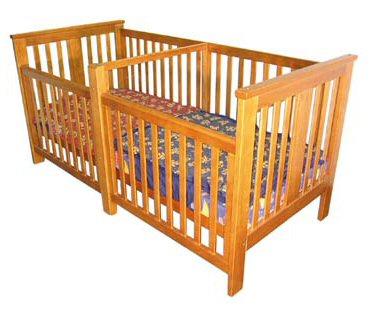 Criando m ltiples cunas gemelares - Cunas para bebes gemelos ...