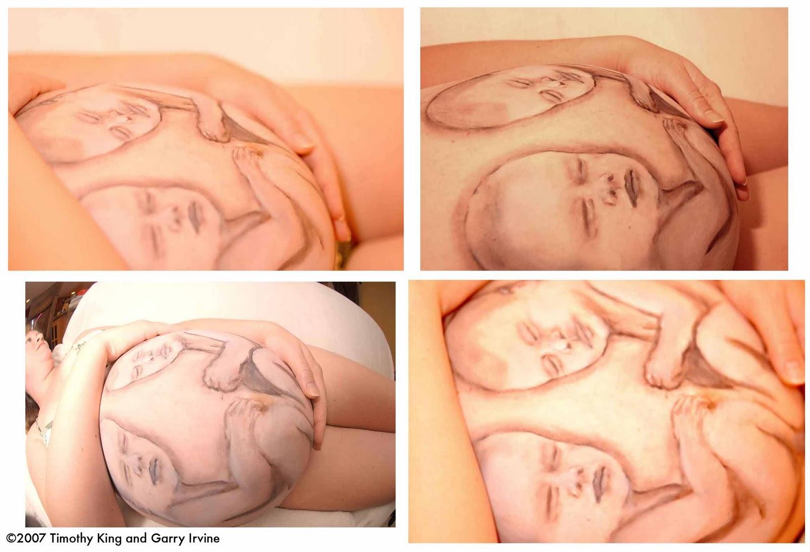 Una mujer alquila su vientre y al dar a luz a gemelos se