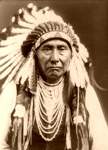 chief joseph Discover chief joseph famous and rare quotes share chief joseph quotations about country, heart and fathers we do not want churches because they will.