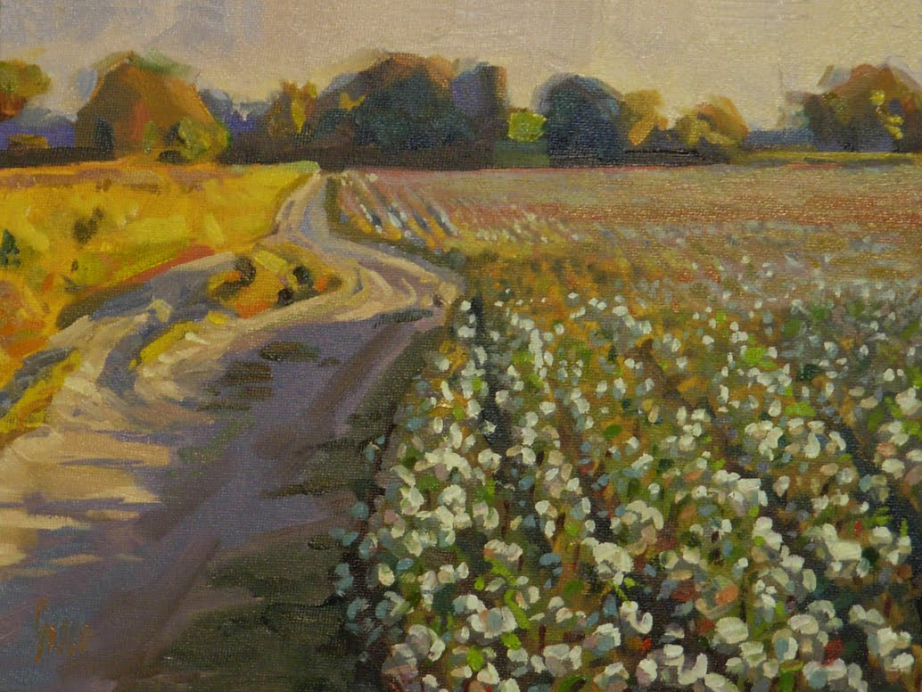 Christopher Greco: Tall Tennessee Cotton - SOLDDaily ...