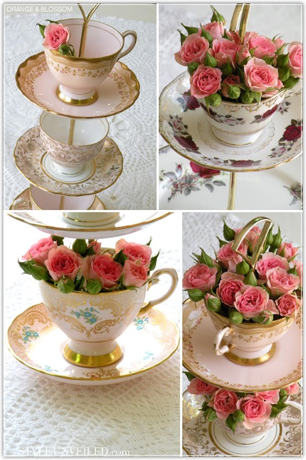 frugal bon vivant afternoon tea inspirations