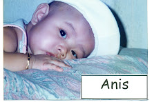 My 1st Daughter Anis Nabilah