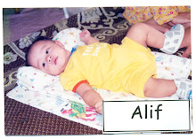 My third child - Alif Naufal
