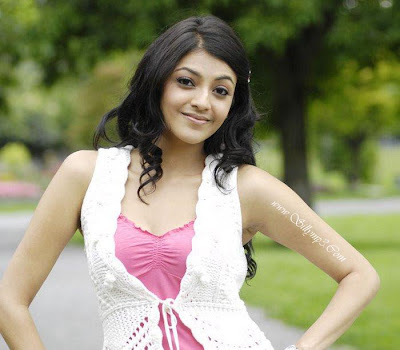 telugu heroine Kajal wallpapers