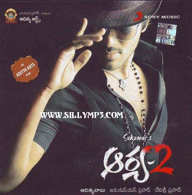 Allu arjun's aarya 2 telugu audio songs