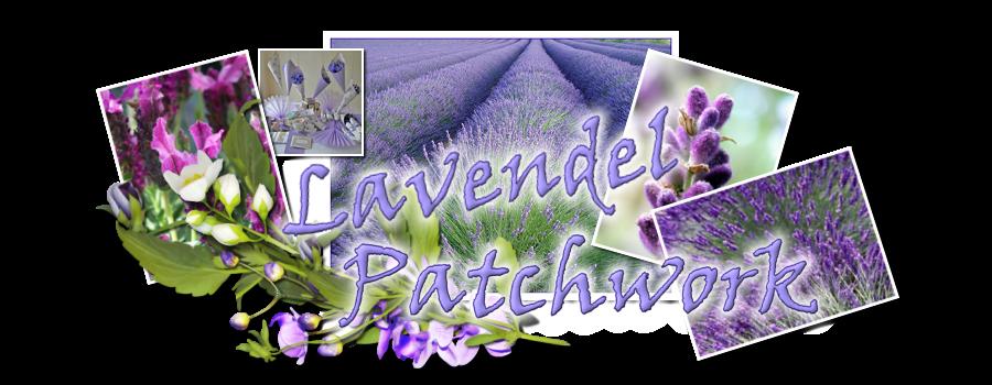 Lavendel Patchwork