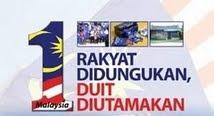 1Malaysia adaptasi dari H1N1