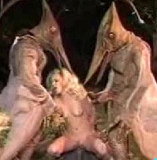 Pterodactyl Porn Video