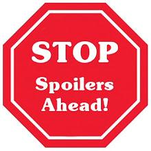 Peligro de Spoilers / Spoilers Warning