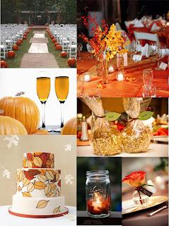 Fall Wedding Decorations on Details  Fall Wedding Ideas
