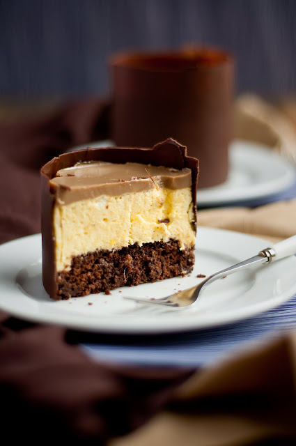 Desserts For Breakfast Mango Mousse Espresso Chocolate Cake