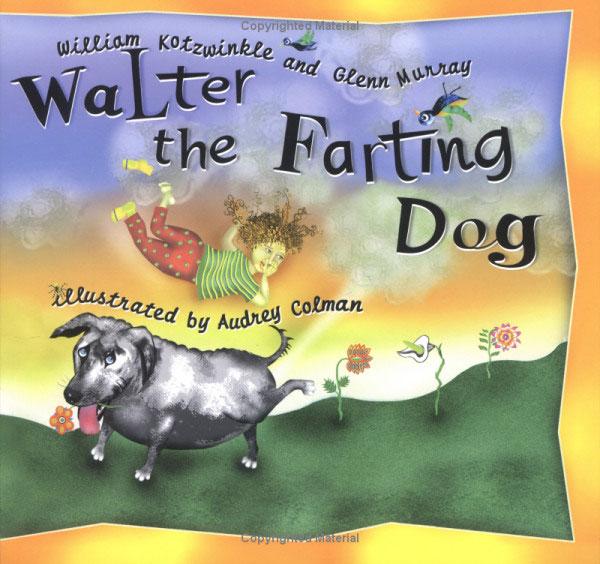 Children S Book Dog Farting