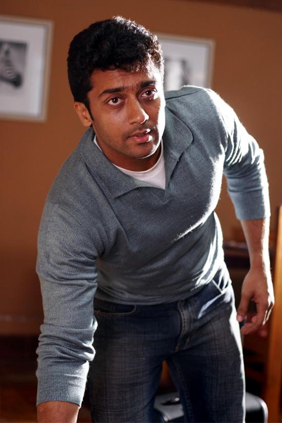 Surya Stills In Vaaranam Aayiram