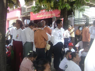 >NLD Party marked 65th Anniversary of Burma Revolution Day