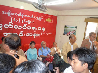 NLD initiates support network for political prisoners