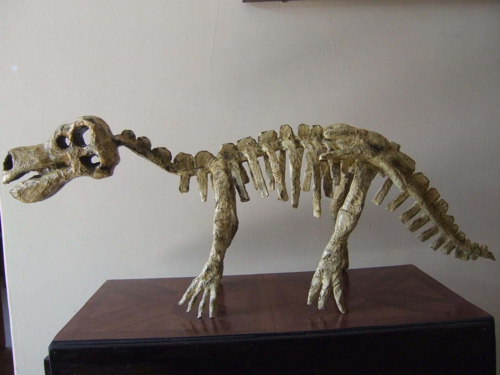 Pint-ArT y Manualidades: Esqueletos de dinosaurios